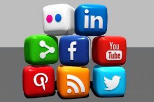 Redes Sociales, Facebook, Twitter, Instagram