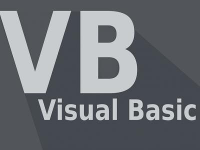 visual basic, programación, lenguaje