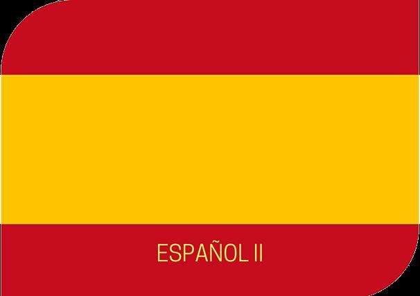 español II, español, estudiar español, aprender español, study spanish