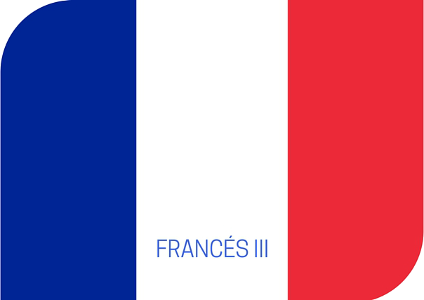 frances III, frences, estudiar frances, aprender frances, estudiar idiomas, estudiar idiomas en mostoles