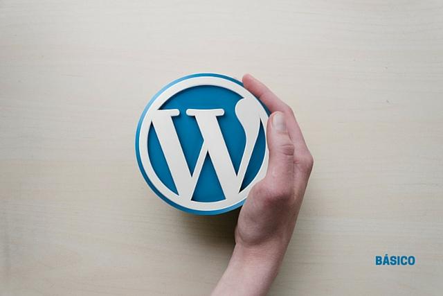 wordpress básico, web, diseño, cms