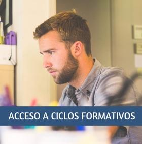 acceso a ciclos formativos, ciclos, acceso, estudios