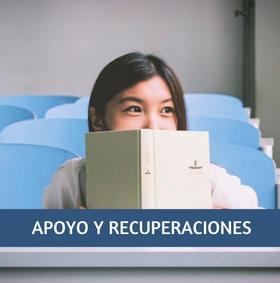 apoyo y recuperaciones, refuerzo, colegio, instituto, asignaturas