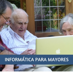 informatica mayores, estudio, aprender