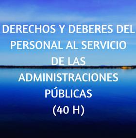 cursos, online, administraciones publicas