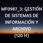 Gestion de sistemas de informacion y archivo, certificados de profesionalidad, cursos online, online, recursos humanos