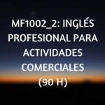 Ingles, idioma,curso, certificado de profesionalida, cursos online