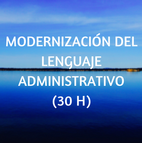 cursos, online, administración, lenguaje