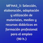 online, certificado de profesionalidad, empleo, seleccion,cursos online