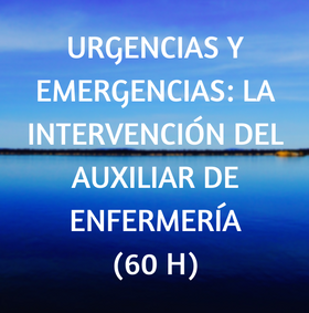 curso, online, sanidad, urgencias